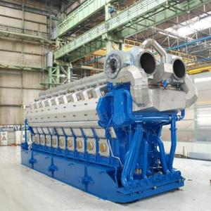 Dual Fuel Diesel Electric Propulsion Systems Lng Carriers