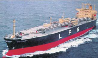 Loading LPG cargo and related safety factors